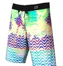 Waxx MEN SURFSHORT PRINTED LANDS