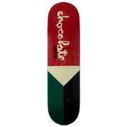 Chocolate Cruz Giant flags deck 8.185