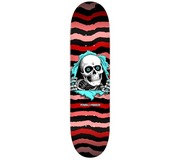 Powell Ripper Skateboard Deck red 8.00