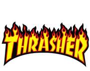 Thrasher Thrasher Big logo