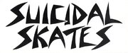 Dogtown suicidal sticker