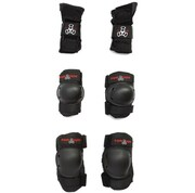 Triple eight Saver series high impact 3 pack adult