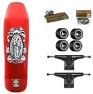 "Dogtown Dogtown Jesse Martinez Pool Skateboard Deck 9.25"" x 33.25"" - Red Flake"