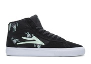 Lakai newport hi black mint