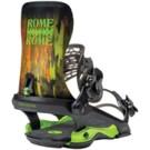Rome 390 camo Snowboard Bindings 2021