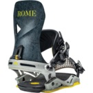 Rome Rome Vice grey lines Snowboard Bindings 2021