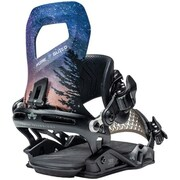 Rome Rome Guild black Snowboard Bindings - Women's 2021