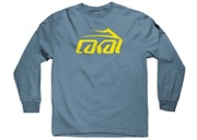Lakai Basic Long Sleeve T-Shirt slate