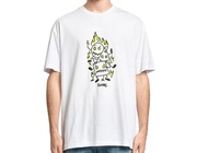Globe Appleyard stacker tee white
