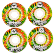 Darkstar Insignia rasta wheels 52