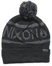 Nixon TEAMSTER BEANIE all black