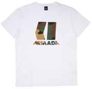 Armada Icon tee white