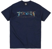 Thrasher THRASHER hyerogliphic navy blue