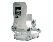 Rome Rome Katana white Snowboard Bindings 2021