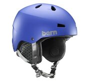 Bern MACON EPS CRANK-FIT Cobalt blue