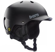 Bern WATTS thinshell mips black