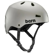 Bern MACON eps skate helmet fit satin grey