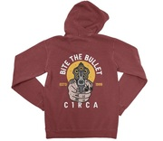 Circa Bulled hood red