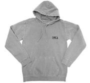Circa Egyptian hood athletic grey