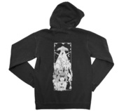 Circa Egyptian hood athletic black