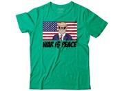 Circa War is peace mint green