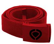 Circa Icon belt red