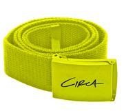 Circa Select belt yellow